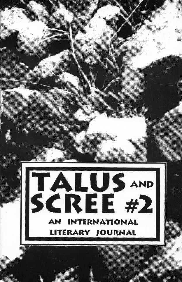 Cover: Perry, Talus & Scree #2