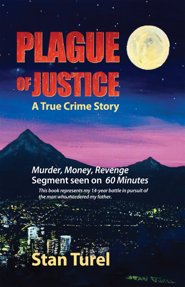 Cover: Turel, Plague of Justice