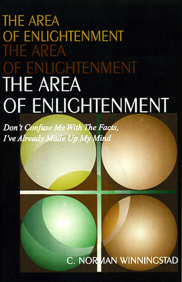 Cover: Winningstad, Area of Enlightenment