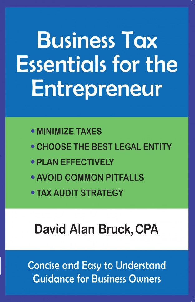 Cover: Bruck, Business Tax Essentials
