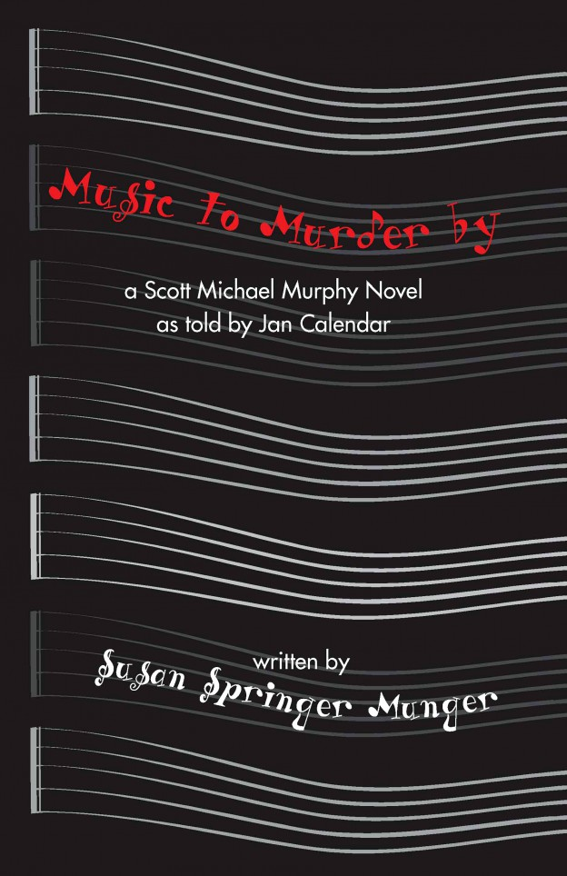 Cover: Munger, Music to Murder by