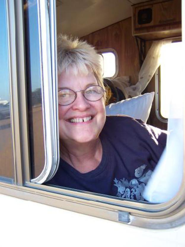 "Margaret Gish Miller, author of ""Blood Moon Weather"""